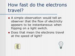 how fast does electricity travel images Current electricity parallel circuitseries circuit ppt download jpg