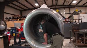 Turbine Engine Mechanic Neptune First Officer U0027s Training Gives Him Expertise To Go From