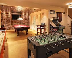 Home Basement Ideas Basement Game Room Ideas For Well Basement Game Room Home Design