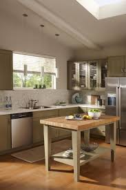 Small Kitchen Designs Images 100 Pictures Of Kitchen Islands In Small Kitchens L Shaped
