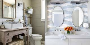 decorating bathrooms ideas 25 small bathroom design ideas solutions throughout wall