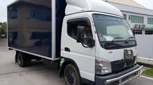 mitsubishi fuso interior mitsubishi fuso 3 ton box van 17ft 2016 clear stock promotion