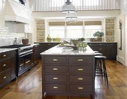Black Kitchen Cabinets White Subway Tile White Upper Cabinets Dark Lower Cabinets Design Ideas