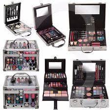 60 Piece Vanity Case Make Up Storage Case Ebay