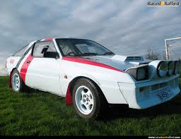 1988 mitsubishi starion mitsubishi starion ralliart works spec rally car rally cars for
