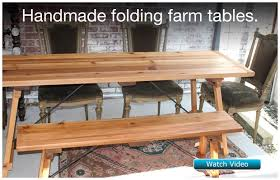 Buy Farmhouse Table Greystone Antiques Folding Farm Table