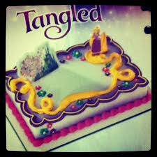 tangled birthday cake hair frosting on that disney tangled birthday cake is hilarious