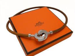 hermes bracelet leather images Hermes leather bracelet ebay JPG