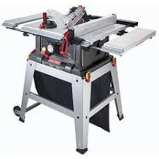 10 In Table Saw Craftsman Tools Storage Lawn U0026 Garden Equipment