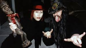 marilyn manson u0026 rob zombie two rich guys who now have beef