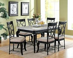 Black Extendable Dining Table Dining Table Set Black Friday Extendable Dining Table And Chairs