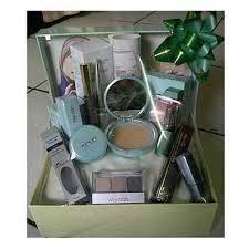 Satu Set Alat Make Up Wardah wardah paket seserahan nikah damai jual kosmetik wardah