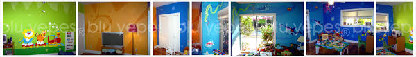 aquarium mural playroom monica yepes aquarium room wall design final painting playroom murals train mural monica yepes