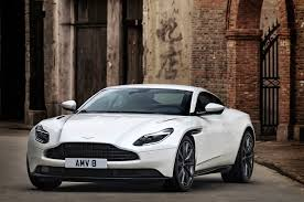 aston martin says v 8 db11 will be the better driver u0027s car motor