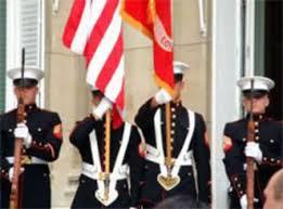 marine corps veterans retirees when to wear uniforms