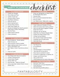 printable party planner checklist event planning checklist event planning template complete party