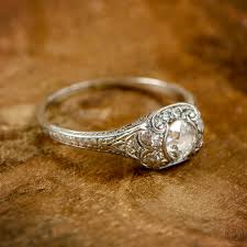 simple vintage engagement rings our antique engagement rings estate diamond jewelry