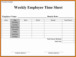 Free Ledger Template by Ledger Paper Template Weekly Timesheet Template 8 Free
