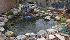 backyards trendy 30 diy garden pond waterfall for your back yard