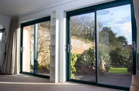Double Pane Patio Doors by Aluminium Sliding Patio Doors With Double Or Single Glasses
