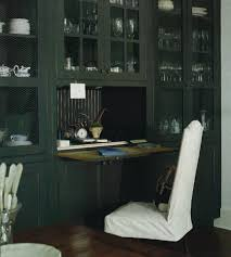 Kitchen Desk With Hutch Computer Desk With Hutch In Traditional Eanf With Kitchen Wall