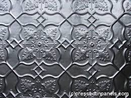 Decorative Pressed Metal Panels Pressed Tin Wallpaper From Folder Of Ideas Offspring Nina U0027s