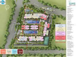 site plan u2013 sims urban oasis