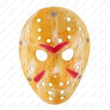 jason mask halloween movie jason voorhees jason pvc toys freddy hockey festival party