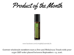 Doterra February 2017 Product Of The Month Living My Essential Life September 2016