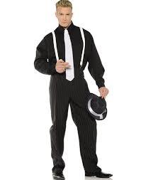 20 u0027s pinstripe gangster mens halloween costume u2013 costume zoo