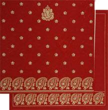 Sikh Wedding Invitations Handmade Wedding Cards Designer Handmade Wedding Cards Handmade