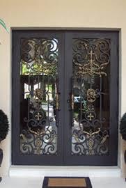 impact decorative ornamental doors florida coastal windows