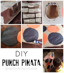 halloween party games ideas for adults diy punch pinata tutorial and other halloween party games party