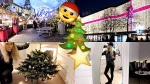 vidmas 2015 dec 8 vlog city christmas lights u0026 decorating my