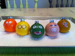 muppet balls crafty clear glass ornaments