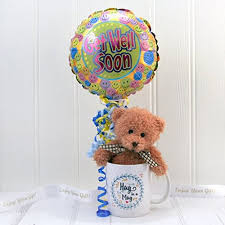 balloons get well soon hug in a mug get well soon gift get well balloon available for