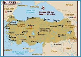 ankara on world map ankara map tourist attractions travelsfinders