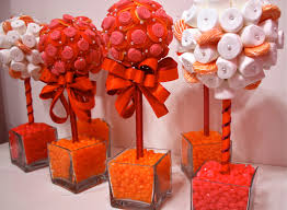centerpieces with candy candy centerpieces mitzvah candy themed favors decor props