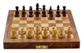 decorative chess set novica fair trade decorative india wood chess set game reviews