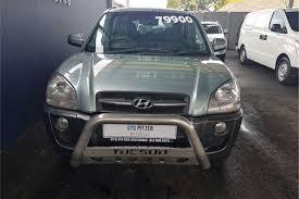 2007 hyundai tucson 2 0 gls 2007 hyundai tucson tucson 2 0 gls cars for sale in gauteng r 79