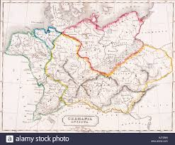 germania map germania map major tourist attractions maps