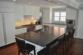 white kitchen cabinets with slate countertops black slate countertops traditional kitchen blank and