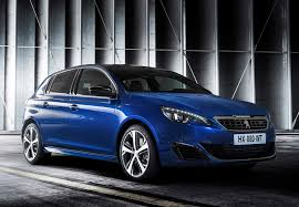 peugeot 308 peugeot 308 gt 2015 features equipment and accessories parkers
