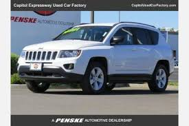 jeep compass 2014 used 2014 jeep compass for sale pricing features edmunds