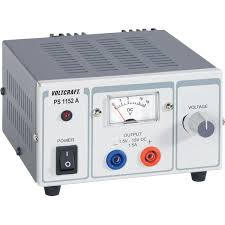 High Voltage Bench Power Supply - electrical u0026 power power supplies voltcraft ps 1152a 22 5w