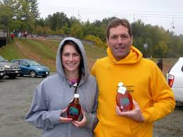 thanksgiving day races father daughter ready for thanksgiving day manchester road race