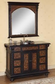 48 bathroom vanity with granite bathroom decoration
