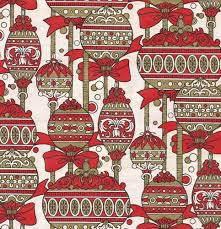 vintage wrapping paper wrapping paper from etsy popsugar home
