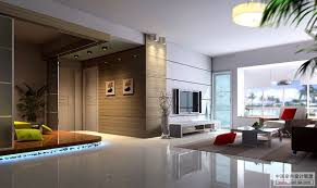 Interior Wall Designs For Living Room  Contemporary Living Room - Wall design for living room