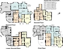 bran castle floor plan 4 bedroom detached house for sale in argoed